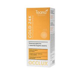 Teana სახის მიკროფლუიდი ოქროს ნანო ნაწილაკებით GOLD 24K