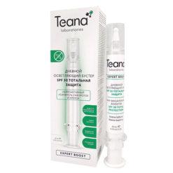 Teana დღის კანის გამაღიავებელი ბუსტერი SPF 30 TOTAL PROTECTION