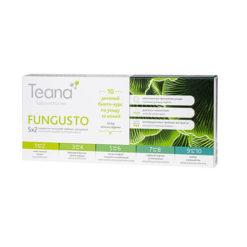 Teana FUNGUSTO სამკურნალო სოკოებზე დაფუძნებული კანის მოვლის 10-დღიანი ბიუთი-კურსი