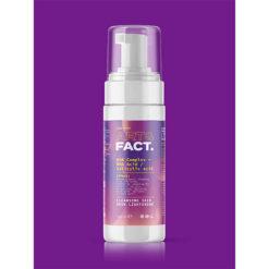 ART&FACT  Очищающая и осветляющая пенка для умывания лица AHA COMPLEX+BHA ACID/SALICYLIC ACID