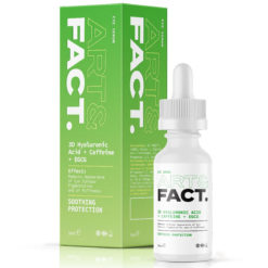 ART&FACT დამამშვიდებელი თვალის შრატი 3D HYALURONIC ACID+CAFFEINE+EGCG