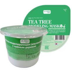 LA MISO Маска моделирующая альгинатная с чайным деревом TEA TREE MODELING MASK