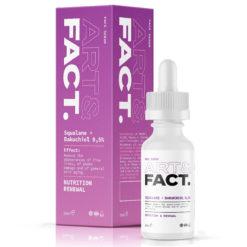 ART&FACT გამაახალგაზრდავებელი სახის შრატი რეტინოლით  SQUALANE + BAKUCHIOL 0,5%