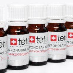 TETe Гиалуроновая кислота + Микроводоросль. Омоложение и лифтинг HYALURONIC ACID & ALGAE EXTRACT 35+