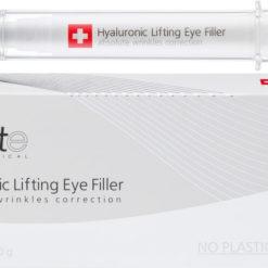 TETe Гиалуроновый филлер для век с подтягивающим эффектом  HYALURONIC LIFTING EYE FILLER