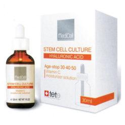 TETe MediCell Гидратирующая сыворотка с витамином С, защита от фотостарения VITAMIN C MOISTURIZER SOLUTION 30+,40+,50+