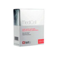 TETe MediCell Комплекс/Сыворотка против морщин для лица и шеи 24 ANTI-WRINKLE SOLUTION