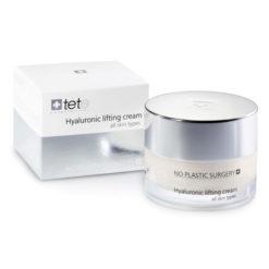 TETe Липосомальный лифтинг-крем для лица с гиалуроновой кислотой и пептидами HYALURONIC LIFTING CREAM