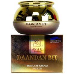 DAANDAN BIT Антивозрастной крем с экстрактом улитки для кожи вокруг глаз SNAIL EYE CREAM 35+