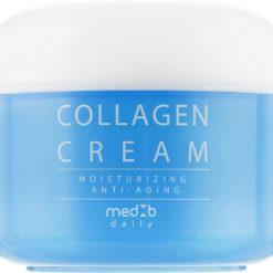 MED B DAILY Антивозрастной и увлажняющий ежедневный крем для лица с коллагеном COLLAGEN CREAM-для возрастной кожи