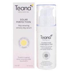 Teana დღის გამაახალგაზრდავებელი მკვებავი სენსორული შრატი SOLAR PERFECTION