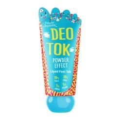 FUNNY ORGANIX DEO TOK Крем для ног Жидкий талк-POWDER EFFECT